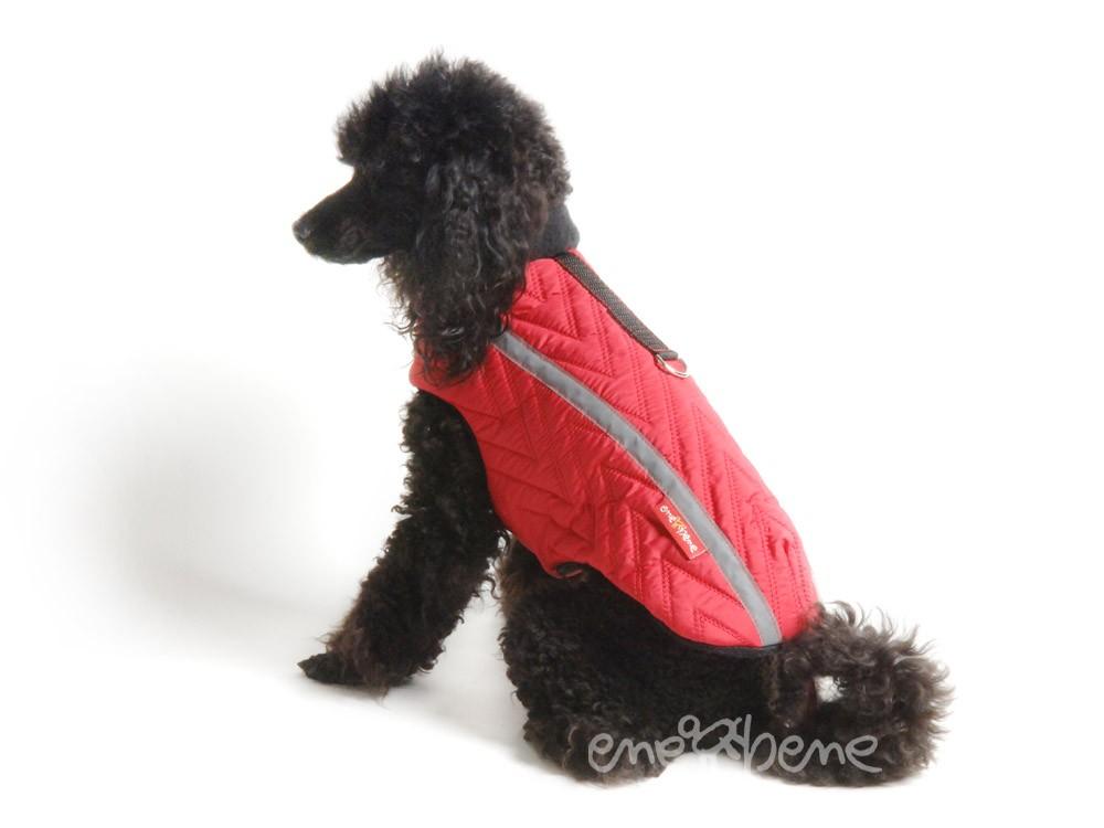 Ene Bene obleček vesta pro psa Bety červená XS