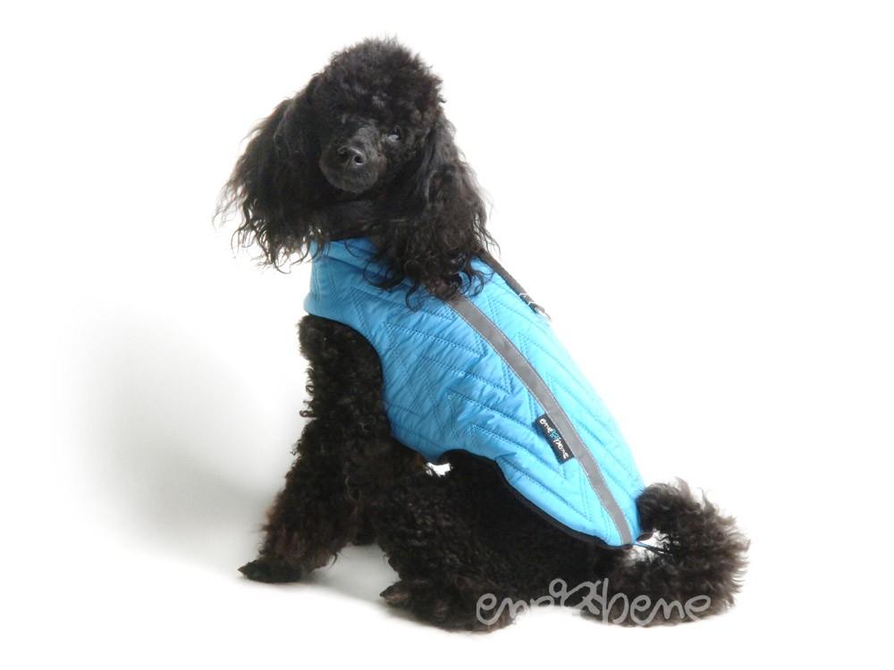 Ene Bene obleček vesta pro psa Bety modrá XS