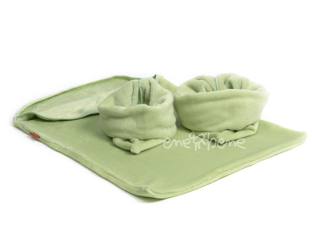 Ene Bene spací pytel pro psa zelený, 2 XS