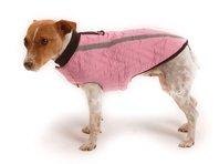 Obleček vesta pro psa Bety růžová