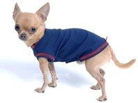Obleček pro psa - termotílko modré
