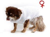 Obleček - svetr pro psa Sofi bílý - fenka